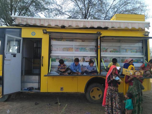 Mobile Library Van 2