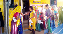 Taabar Mobile Clinic